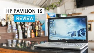 HP Pavilion 15 Review