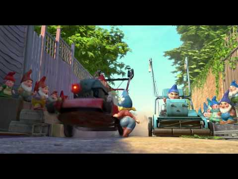 Gnomeo y Julieta Gnomodatos 2 from YouTube · Duration:  37 seconds