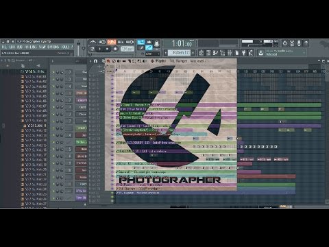 FL Studio  - Uplifting Trance - PHOTOGRAPHER STYLE Template