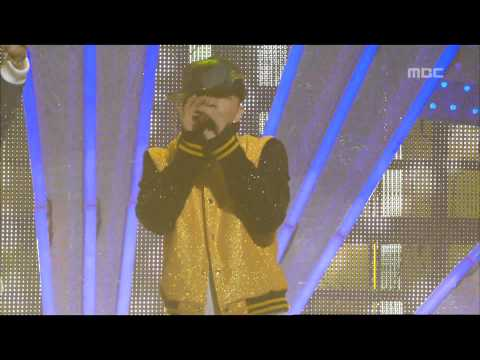Bigbang  How Gee, 빅뱅  하우 지, Music Core 20080126