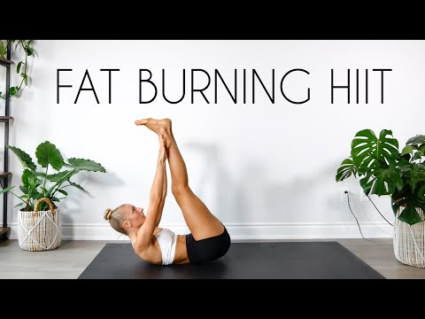 FULL BODY FAT BURN At Home Workout (12 min) No Equipment!