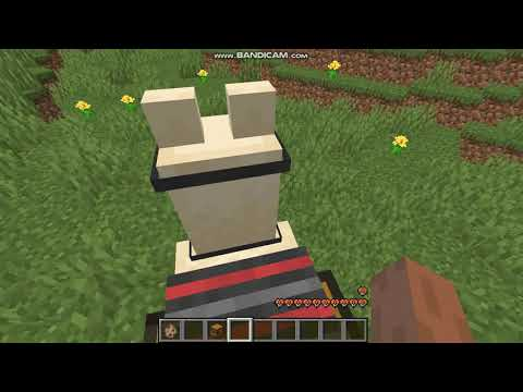 How To Tame/ Decorate/ Ride Llamas In Minecraft