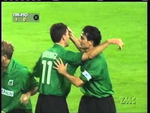 2000 September 14 Tirol Innsbruck Austria 3 Fiorentina Italy 1 UEFA Cup