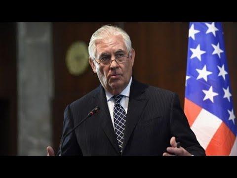 USA: Trump entlässt Außenminister Rex Tillerson