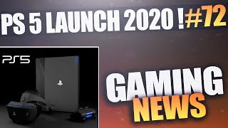 Gaming News#72|PS-5 in 2020 release confirmed + The Last Of us 2 on PS5 | HINDI |