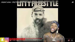 JOYNER LUCAS DISS TORY LANEZ (Litty Freestyle)