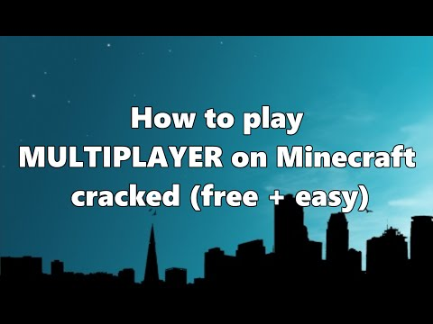 how to play online minecraft cracked