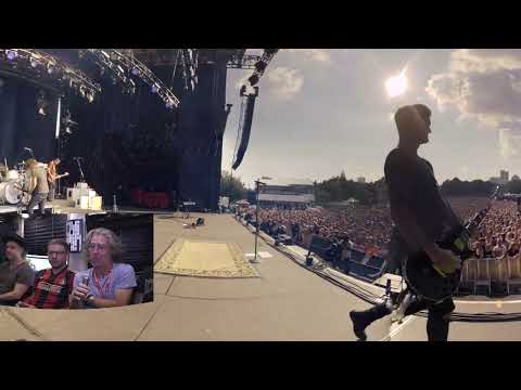 AJC 360  On stage with Collective Soul at Music Midtown