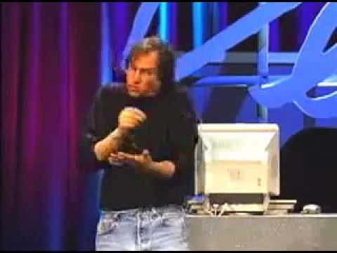 Steve Jobs - WWDC 1997 - (5/5)