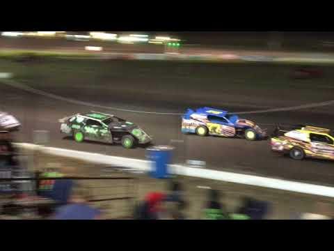 Hancock County Speedway 8-9-17
