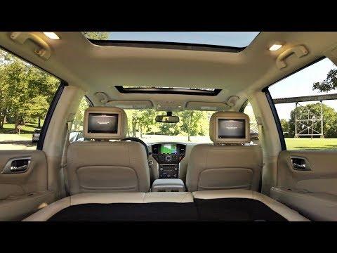 2020 Nissan Pathfinder - INTERIOR