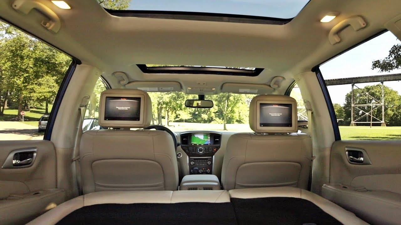 2020 Nissan Pathfinder - INTERIOR - YouTube