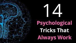 14 Psychological Tricks Tнat Always Work