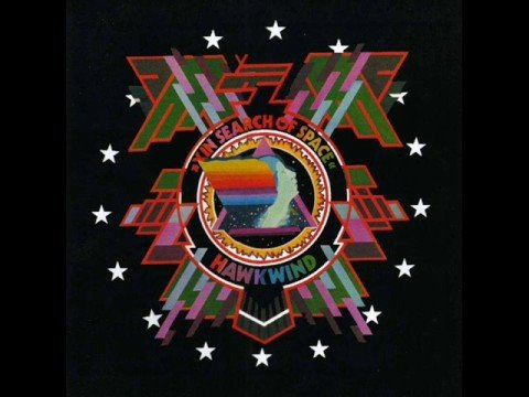Hawkwind-Master Of The Universe