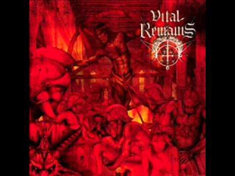Vital Remains - At War With God