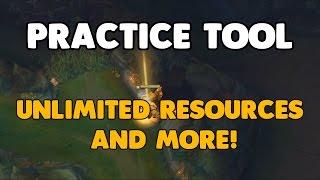LoL Practice Tool Sandbox Mode (League of Legends)