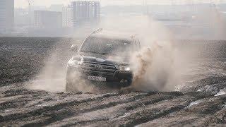 видео Тойота Лэнд Крузер 200