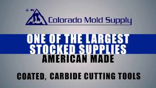 injection molding supply - Colorado Mold Supply - Tool & Die Machining