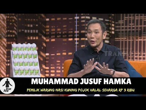 POJOK HALAL, Warung Nasi Kuning Berharga Rp 3 Ribu | HITAM PUTIH (23/05/18) 1-4