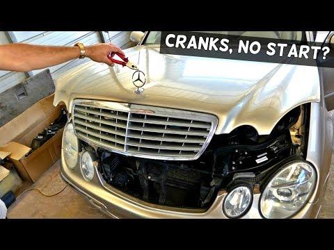 Mercedes Cranks But Does Not Start Diagnostics