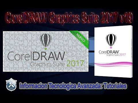 Como Descargar e Instalar CorelDRAW Graphics Suite 2017 v19 0 0 328 HF1 Multilenguaje Español, Softw