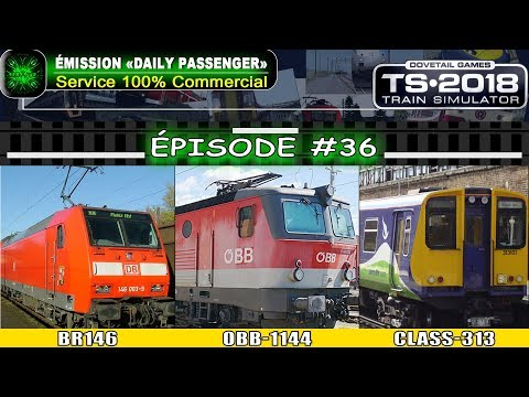"[LCDG-TV France] Emission ""Daily Passenger"" #36"