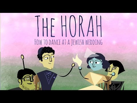 Dance the Hora: How to do the Jewish Wedding Dance