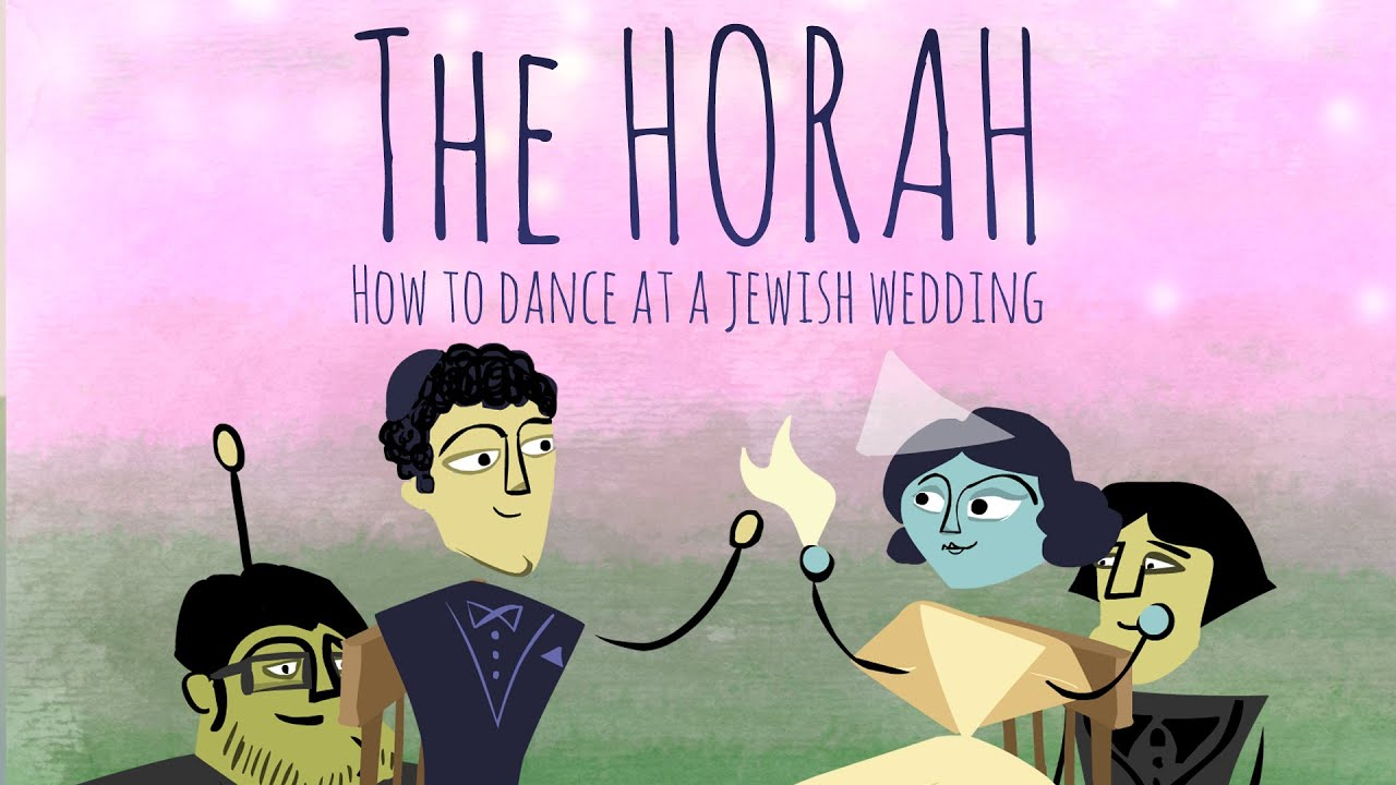 Dance the Hora: How to do the Jewish Wedding Dance - YouTube