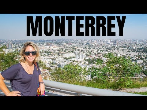 MEXICO'S MOST BEAUTIFUL CITY! What to do in Monterrey