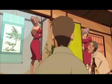 Uchouten Kazoku    Gender Transformation
