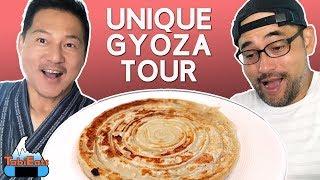 Epic Gyoza Dumpling Tour in Tokyo