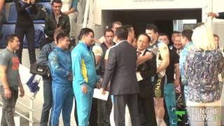 Илья Ильин: Страна ждет трехкратного олимпийского чемпиона