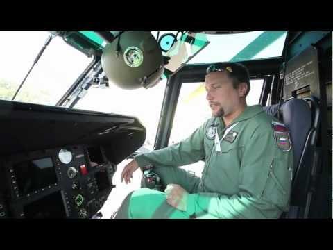 Eurocopter AS532 Cougar Batajnica 2012 air show