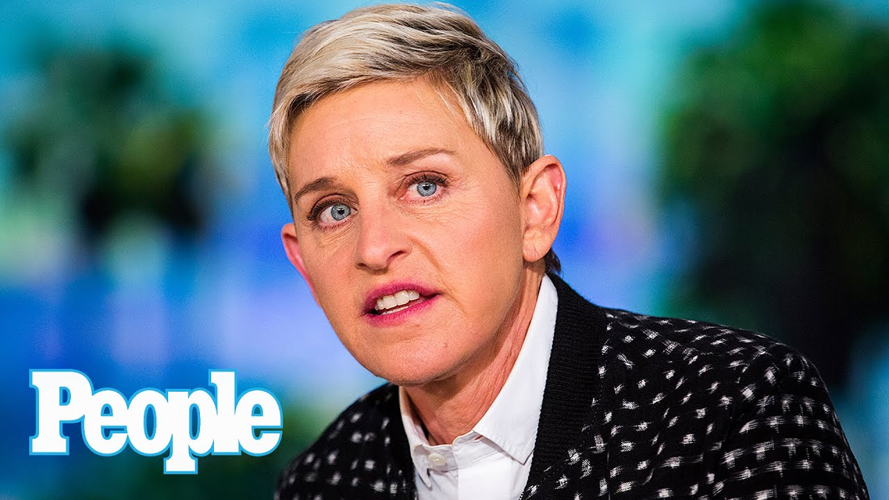 Ellen DeGeneres Tests Positive For the Coronavirus; Show Shut ...