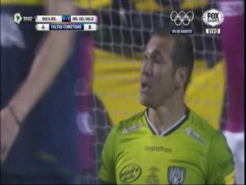Uno contra uno: Agustín Orión vs. Librado Azcona