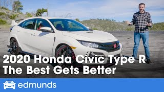 2020 Honda Civic Type R Review: Styling, Interior, and Tech Updates Make This Hot Hatch Even Better