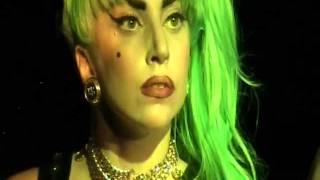 Lady Gaga at ARQ Sydney