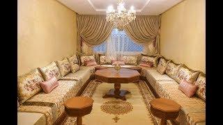 شقة مفروشة ومبنية باحدث المواصفات مساحتها الاجمالية 207م (مدينة المحمدية)