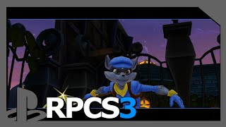 PS3 Emulator | RPCS3 v0.0.5 | LLVM-Vulkan | Sly Cooper: Thieves in Time-Demo  | i5-8500 | #2