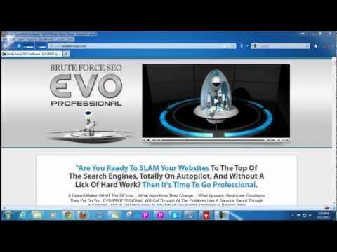 Unboxing New EVO Mega PRO, SEO Software demonstration