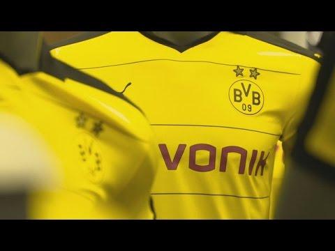 Das Neue BVB-Trikot: Midnight-Shopping In Der FanWelt