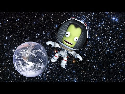 Amy Tries to Kerbal a Basic Orbital Spaceflight