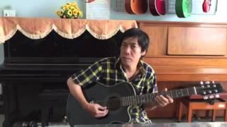 Trăng Thu Dạ Khúc nhạc dân tộc thể hiện trên cây đàn tân nhạc nghe vẫn chât !