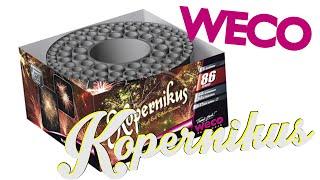 Weco Kopernikus | Batterie mit orangenen Zerlegern [Full-HD]