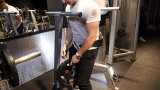 Weighted Parallel Dips