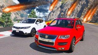 Ucuz SUV Arabalar Meteor Parkurundan Kaçıyor