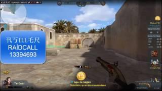 FirstBlood / ASİLLER - OASİS-GAMES Takım Savaşı (8 ws) Yönetim Ekibine Teşekkürler