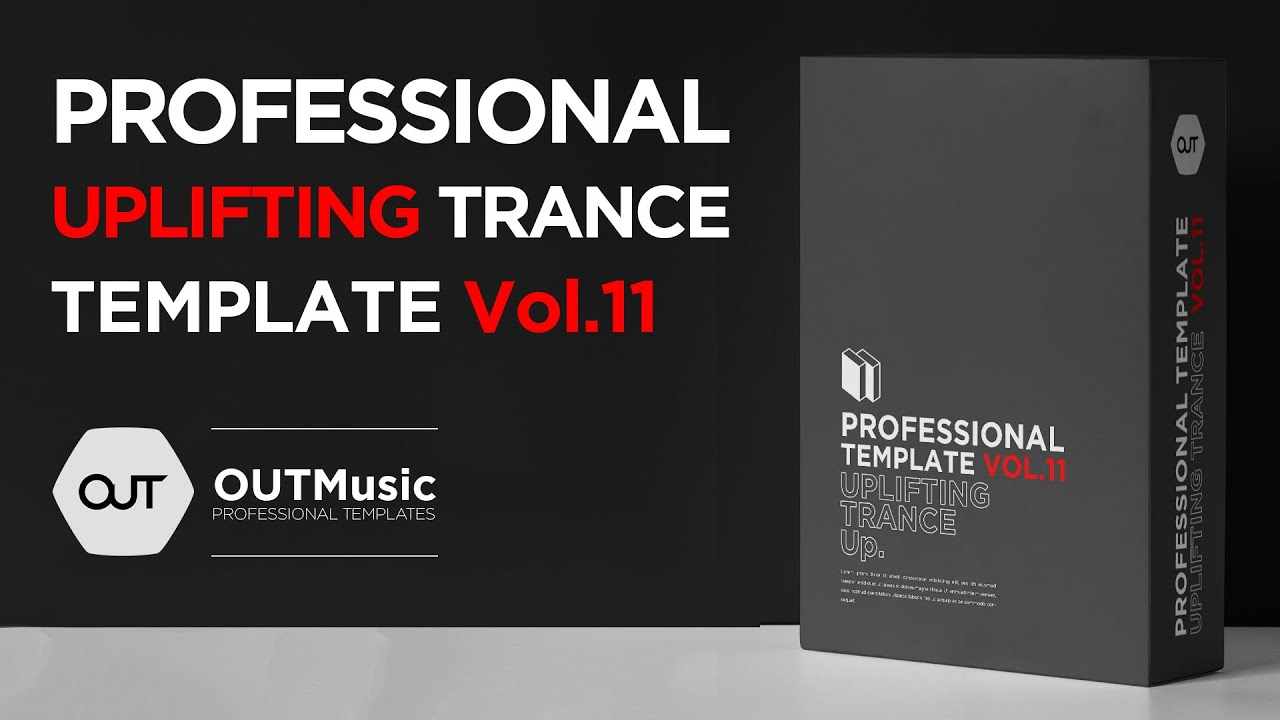 MyLoops - Professional Uplifting Trance Template Vol.11