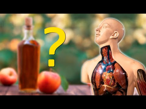 What Apple Cider Vinegar Really Does To Your Body?