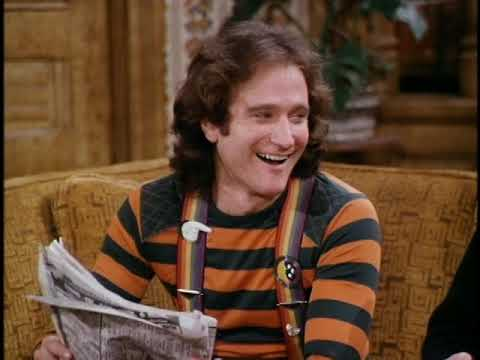 Mork and Mindy Blooper Gag Reel Part 2